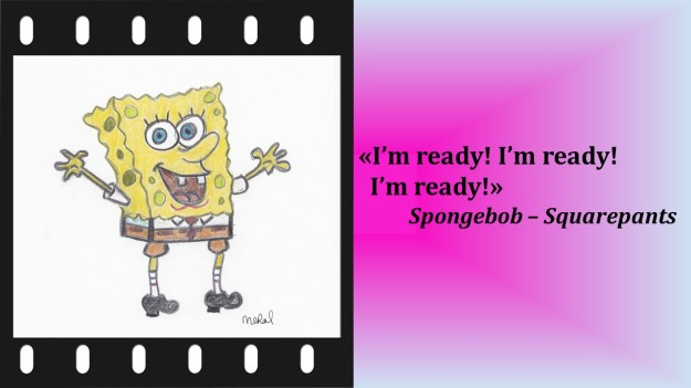 Spongebob – Squarepants